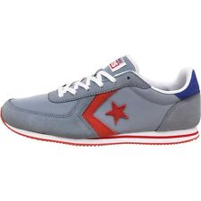 NEW GENUINE Converse Mens Star Player Ariza Racer Grey/Red 7 UK