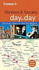 Frommers Florence and Tuscany Day by Day (Frommer′s Day by Day - Pocket),
