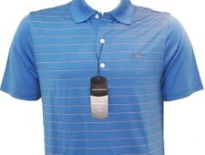 Greg Norman Polo Golf Shirts, Blue / Black / Green / Orange - Great Mens Gifts