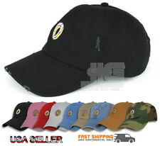 DONUT Hat Dad Embroidered Cap Polo Style Baseball Curved Unstructured Bill NEW