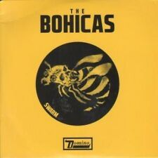 BOHICAS Swarm CD UK Domino 2013 2 Track Promo With Info Stickered Card Sleeve