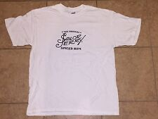 Sailor Jerry Spiced Rum White T-Shirt with logo