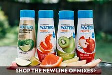Sodastream Waters Flavours Concentrate Syrup 440ml.