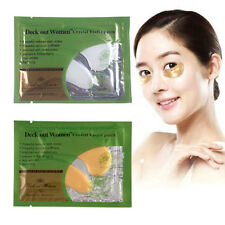 White or Gold Dark Circle Collagen GEL Anti-Wrinkle Eye Treatment Mask Patches