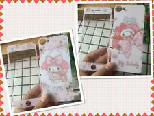 New My Melody Tempered-Glass Film Screen Protectors Front + Back For iPhone