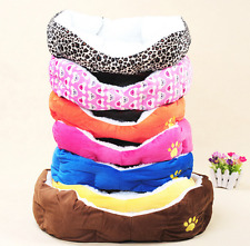 Soft Fleece Warm Dog Cat Kitten Puppy Pet Bed Cushion Small Mat Basket House