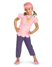 Toddler's Jake And The Neverland Pirates Izzy Costume