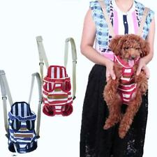 Adjustable Pet Dog Cat Carrier Puppy Backpack Front Bag Pet Travel Tote Bag