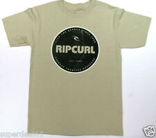 Rip Curl T Shirt Rip Curl Beige Live The Search Since 1969 Torquay Trestles