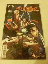 Street Fighter #1 Cover A and B NM Image Ken Ryu Blanka