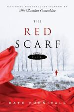 The Red Scarf Furnivall, Kate Paperback