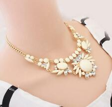 Choker Statement Bib 2016 Womens Necklace Mixed 1 Pcs Crystal Jewelry​ Bubble