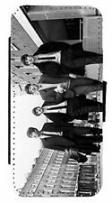 The Beatles Leather Flip Phone Case Cover for iPhone & Samsung D2
