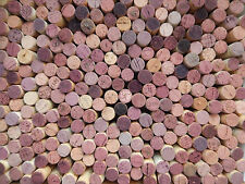 100 ALL NATURAL Used WINE Corks NO Synthetic NO Pressed for Crafts Arts