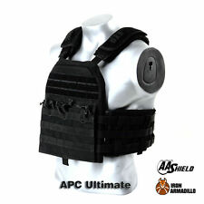 Apc Plate Carrier Ballistic Tactical Molle Gear Armor Armadillo Body Kit Panel