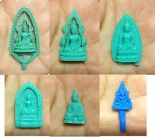 MOLD WAX BUDDHA PATTERN CASTING JEWELRY AMULET PENDANT NECKLET LOCKET RING RARE
