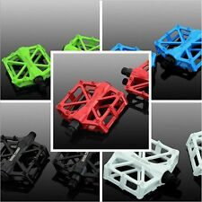 BASECAMP Bicycle Pedals Mountain Bike MTB Road Cycling Alloy Flat Platform Pedal