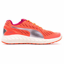 Puma Ignite Ultimate Womens Ladies Running Trainer Shoe Fluo Peach