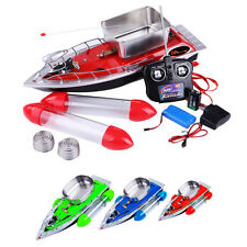 RC Bait Boat Remote Control Wireless Fish/Feature Finder Fishing Nest Lure Boat