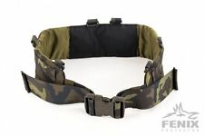 Original Modern Czech Army Professional M95 Camo War Molle Belt - New Model 2017