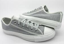 CONVERSE CT SPEC OX Womens Grey Textile Trainers 127313C UK 4.5 EUR 37