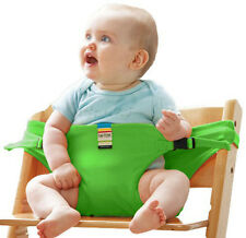 Seat Booster Harness Chair Baby Portable Dining Toddler Safety Infants Infant
