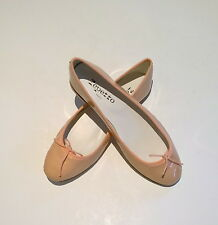NIB Repetto Miracle Pink Irridescent Shoes NEW Flats Ballet Shoes Chaussures