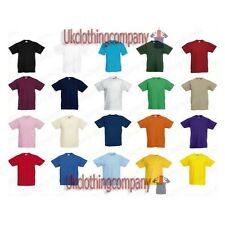 Fruit of the Loom Valueweight Childrens t-shirt - Kids short sleeve -  ages 1-13