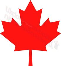 CANADA EMBLEM INTERNATIONAL FLAG SUPPORT YOUR COUNTRY T-SHIRT - MENS WOMENS TOP