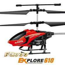 Professional RC Drone Quadcopter FQ777-610 Mini Helicopter 3.5CH 2.4GHz Mode 2