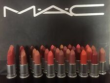X1 MAC LIPSTICK FROST CREMESHEEN SATIN (PICK UR SHADE) 100% AUTHENTIC - BNWOB