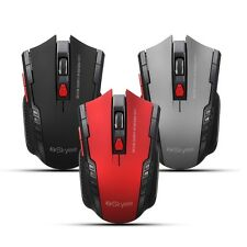 Mouse Wireless Portable 2 Optical Mice 4ghz Pc Laptop Usb Receiver Mini Gaming