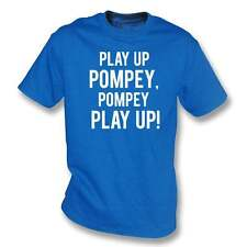 Play Up Pompey! (Portsmouth) Kids T-Shirt