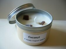 HANDMADE FRAGRANCE CANDLE COCONUT