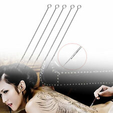5x1/3/5/7/9RL 7/9M1 9RS Disposable Tattoo Needles 304 Medical Stainless Steel ZM
