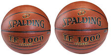 Spalding TF-1000 Classic Indoor Basketball, 2 Sizes