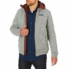 Patagonia Jacket Better Sweater Insulated Full Zip Hoody NEW