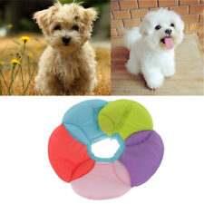 Decor Healing Elizabethan Collar for Dog Cat Wound Recovery Smart Floral Collar