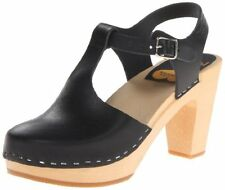 Swedish Hasbeens  T-strap Sky High swedish hasbeens Womens Platform