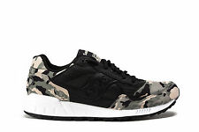 SAUCONY Mens Sneakers SHADOW ORIGINAL Camouflage Fabric Trainers Shoes S70255-2