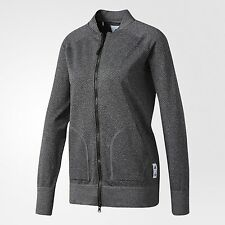 adidas Athletics Women REIGNING CHAMP SEAMLESS BOMBER JACKET,GREY-XS,S,M,L Or XL