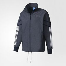 adidas Originals CLR84 MEN'S TRACK JACKET Legend Ink/White - Size L, XL Or 2XL