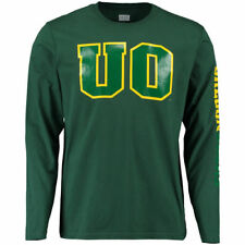 Oregon Ducks Green Eastwood Long Sleeve T-Shirt - College