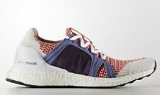 adidas by Stella McCartney ULTRA BOOST WOMEN'S SHOES, RED/PLUM- US 9, 9.5 Or 10