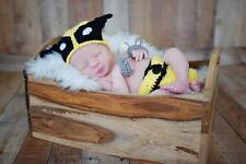 Crochet Baby Diaper Cover and Hat Set Wolverine Hat Claws & Diaper Cover Gift