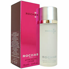 Rochas Man Men Aftershave 75ml