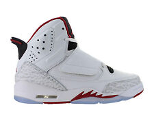 Air Jordan Son Of Mars GS Fire Red White Gym Red Black Pure Platinum 512246-112