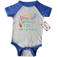 Inktastic Ceo Like Mommy Infant Creeper Child's Kids Baby Gift Ceo's Daughter My