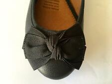 New Womens Diana Ferrari Shoe/Work/Dress/Ballet Flat Black Size 6/7/8/9/10/11/12