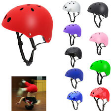 Adult Outdoor Sport Bike Bicycle Protective Helmet Scooter Skate Safety Helmet
